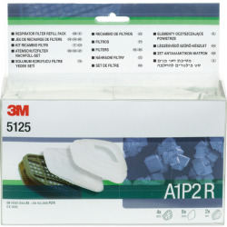 3M™ Filter Nachfüll-Set A1P2 5125